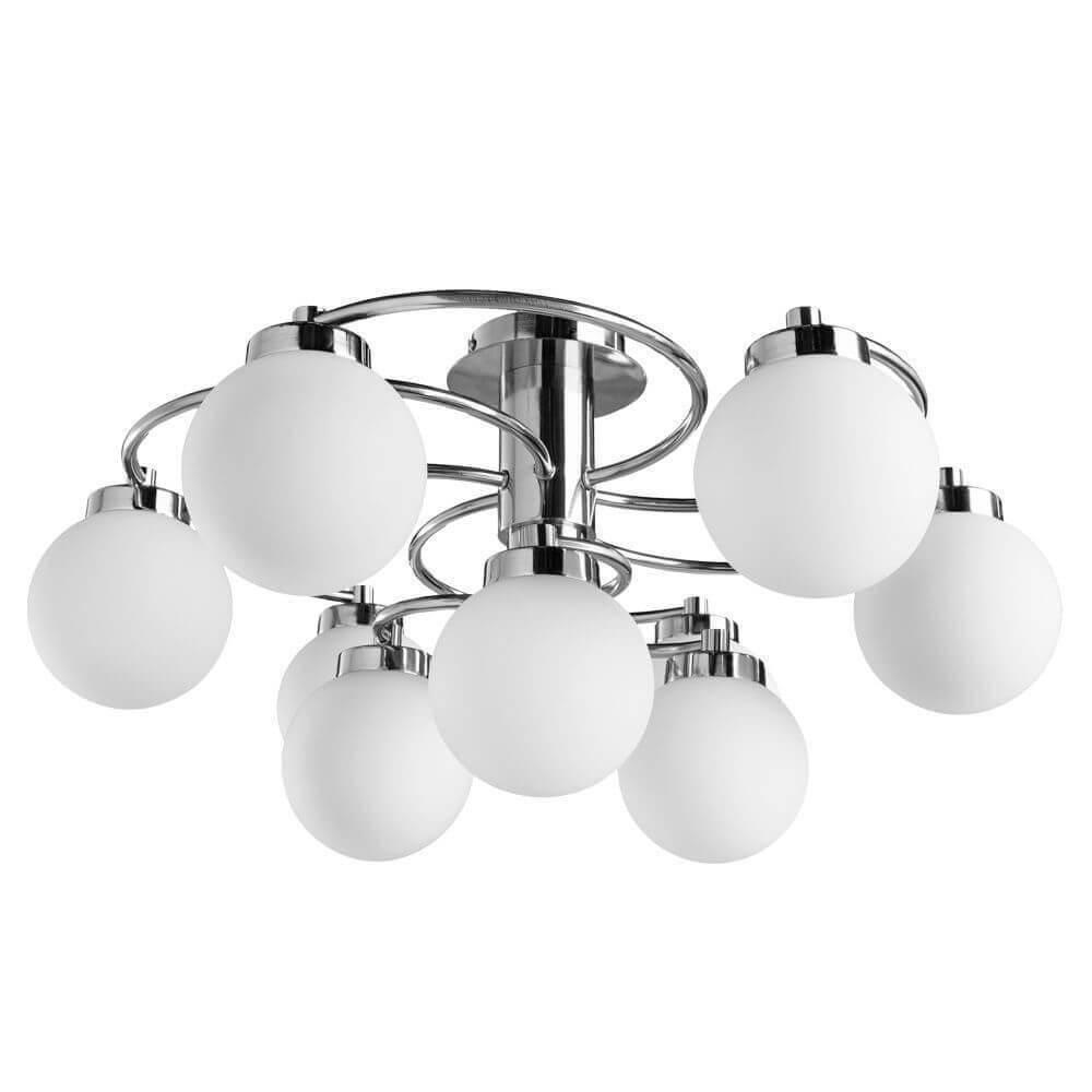 Потолочная люстра Arte Lamp Cloud A8170PL-9SS