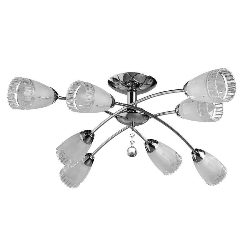 Потолочная люстра Arte Lamp Giulia A6198PL-8CC