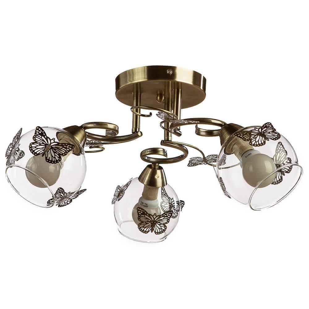 Потолочная люстра Arte Lamp 29 A5004PL-3AB