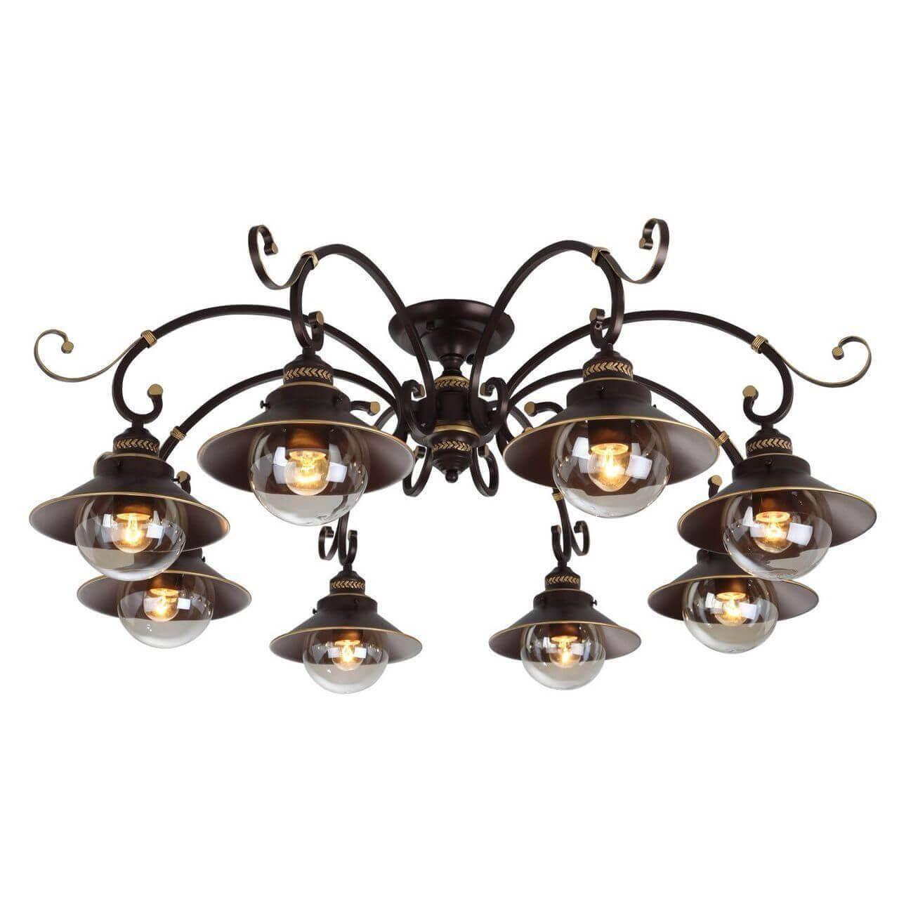 Потолочная люстра Arte Lamp 7 A4577PL-8CK