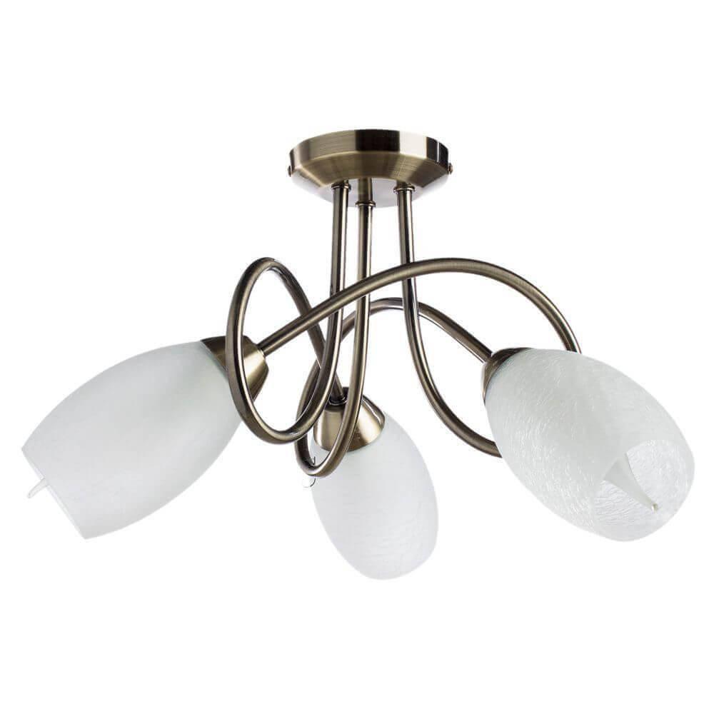 Потолочная люстра Arte Lamp Mutti A8616PL-3AB