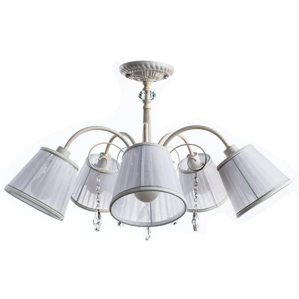 Потолочная люстра Arte Lamp Alexia A9515PL-5WG