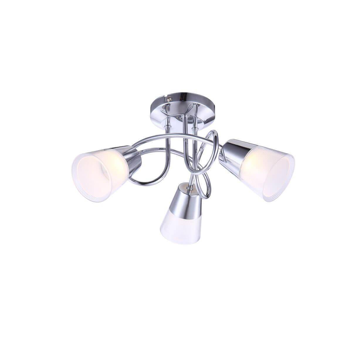 Потолочная светодиодная люстра Globo Tieka 56185-3D