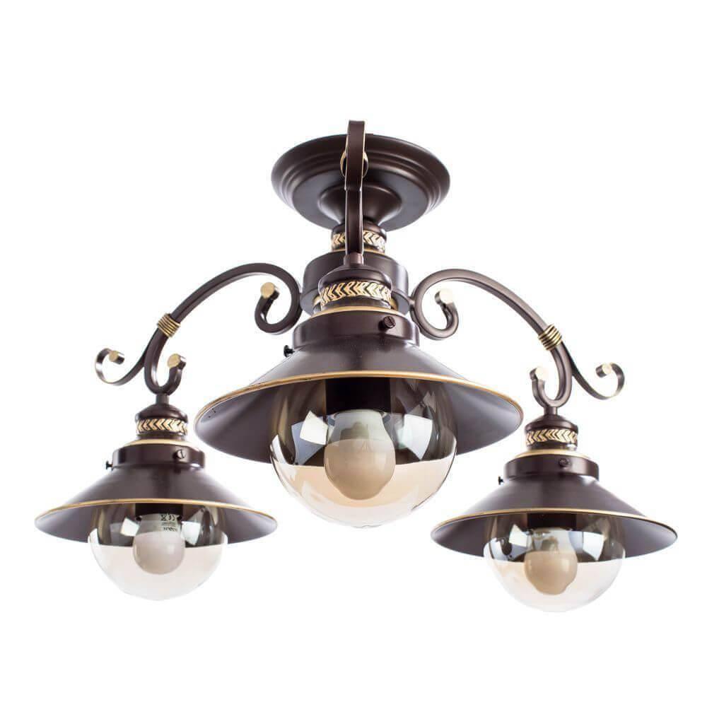 Потолочная люстра Arte Lamp 7 A4577PL-3CK