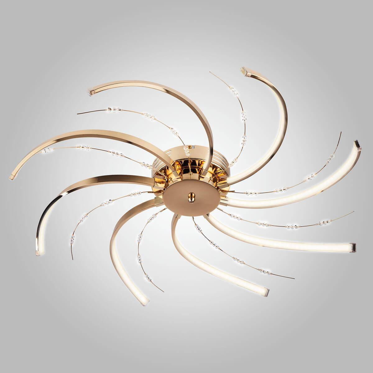 Потолочный светильник Eurosvet 90054/8 золото