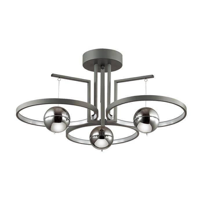 Потолочная светодиодная люстра Odeon Light Lond 4031/40CL