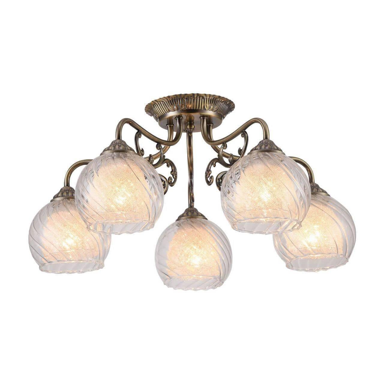 Потолочная люстра Arte Lamp A7062PL-5AB