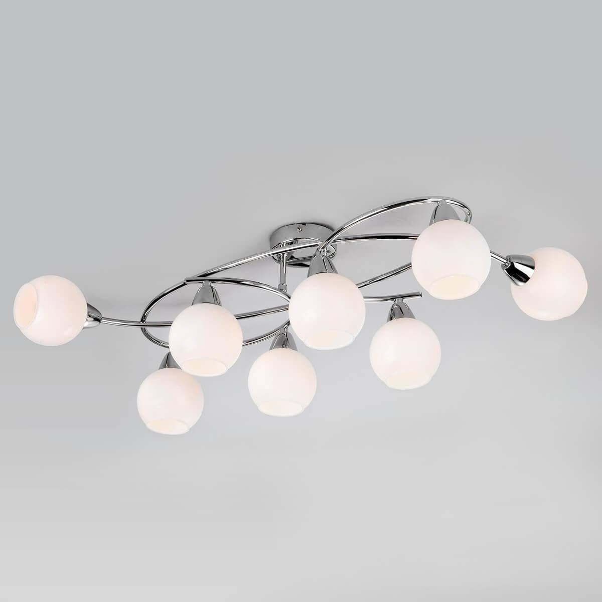 Потолочный светильник Eurosvet 30133/8 хром