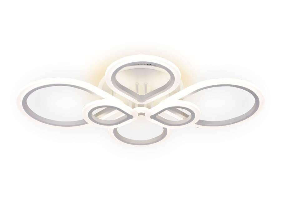 Потолочная светодиодная люстра Ambrella light Original FA522