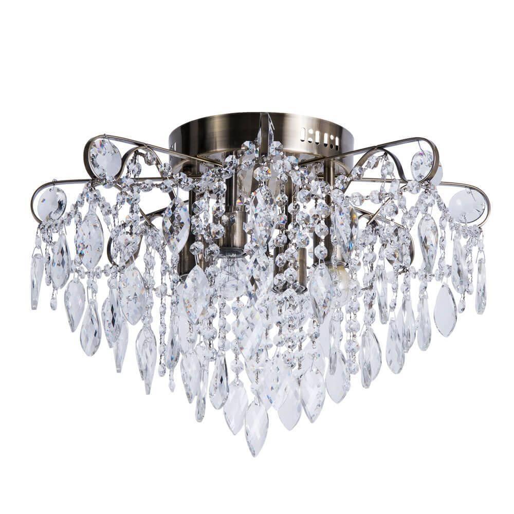 Потолочная люстра Arte Lamp Emilia A1660PL-4AB