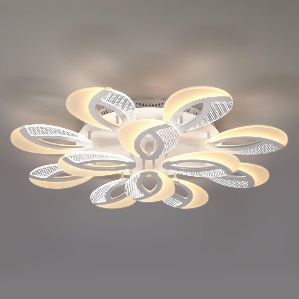 Потолочный светильник Eurosvet 90140/12 белый