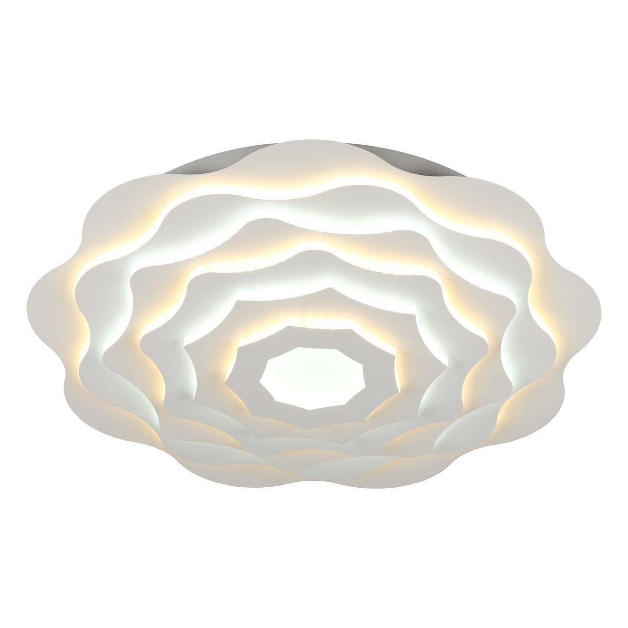 Потолочная светодиодная люстра Omnilux Varedo OML-07907-188