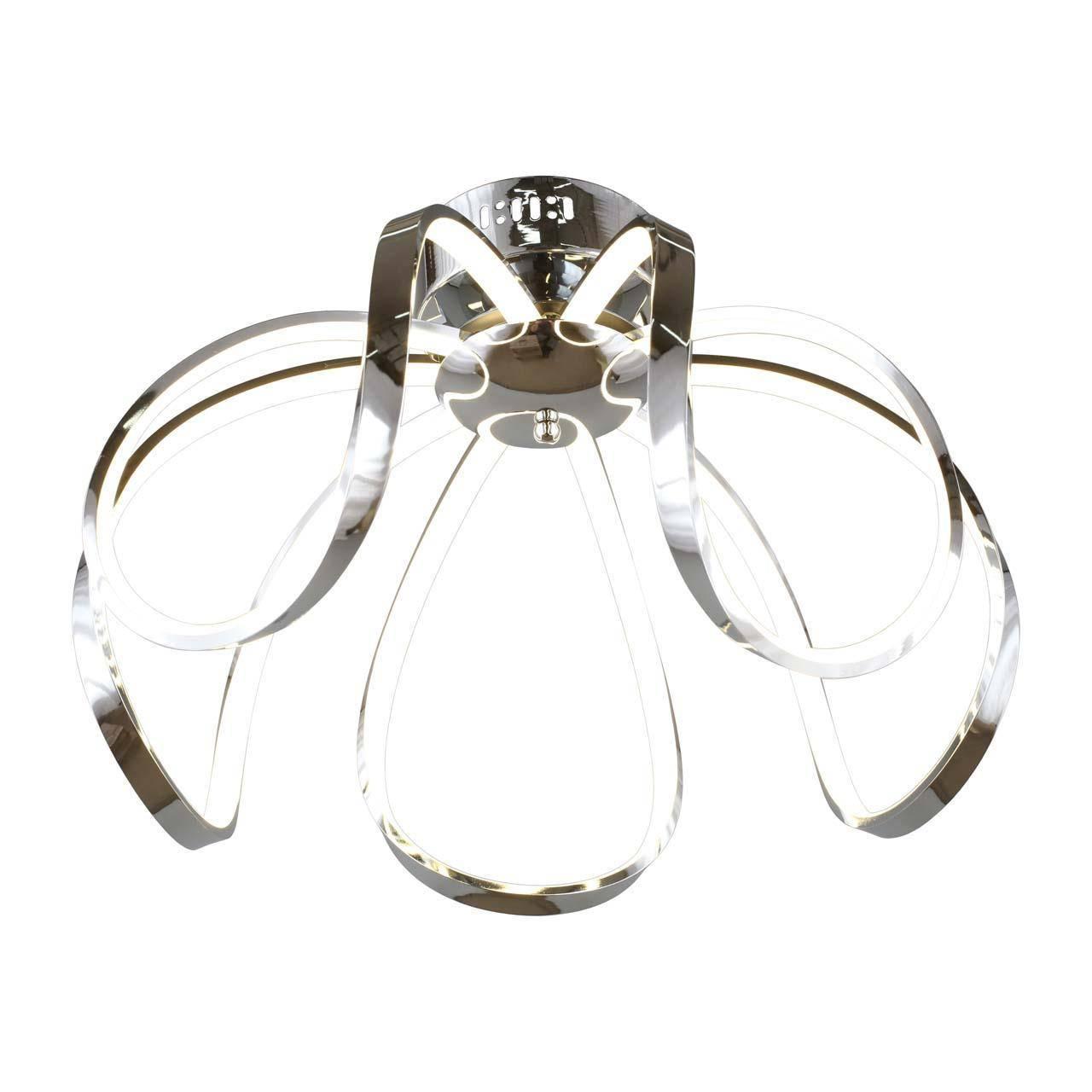 Потолочная светодиодная люстра Omnilux Savelli OML-04507-85