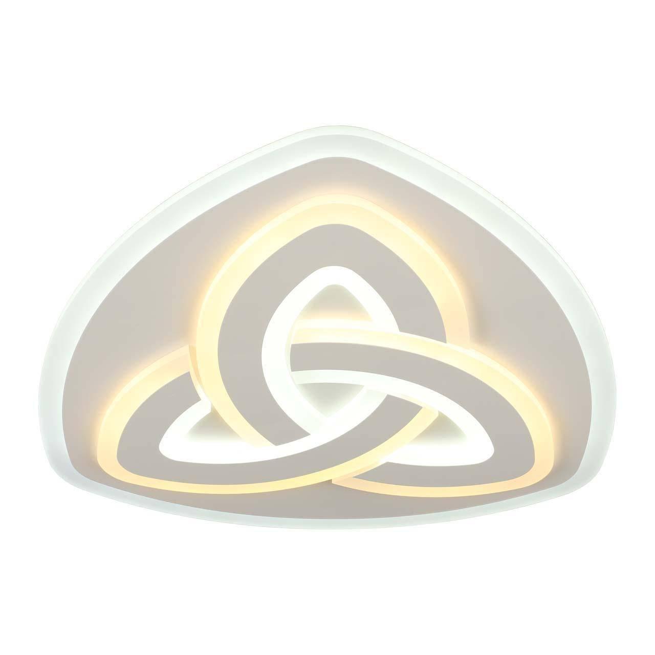 Потолочная светодиодная люстра Omnilux Loreto OML-09107-144