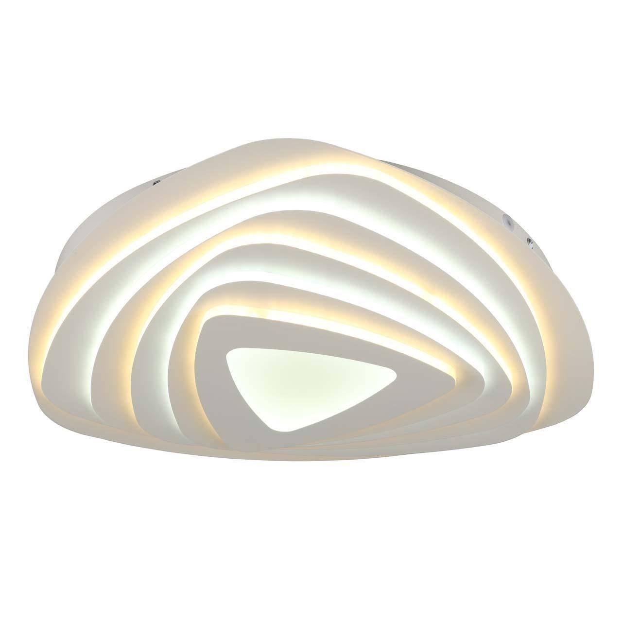 Потолочная светодиодная люстра Omnilux Bacoli OML-07507-216