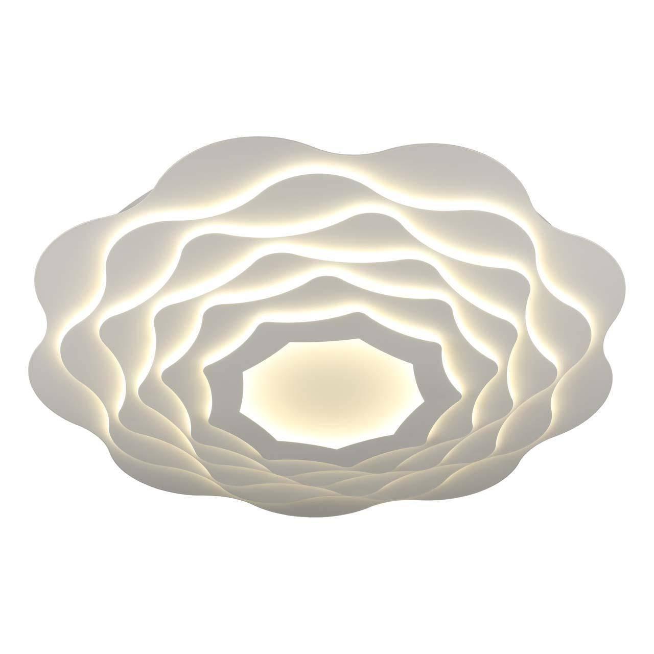 Потолочная светодиодная люстра Omnilux Varedo OML-07907-344