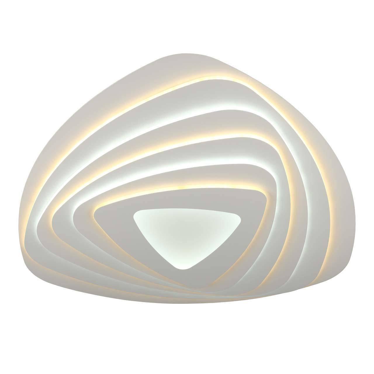 Потолочная светодиодная люстра Omnilux Bacoli OML-07507-318