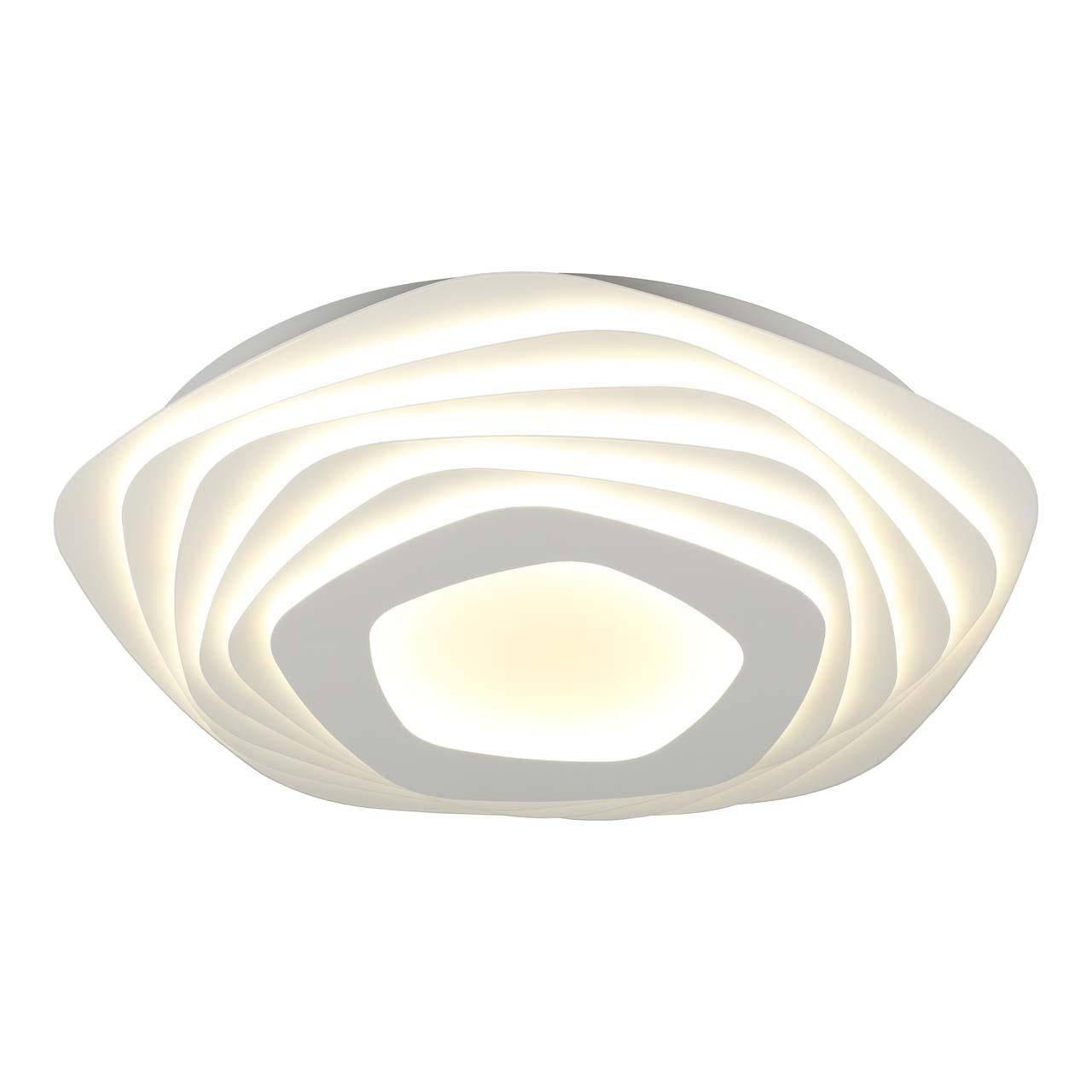 Потолочная светодиодная люстра Omnilux Avola OML-07707-234