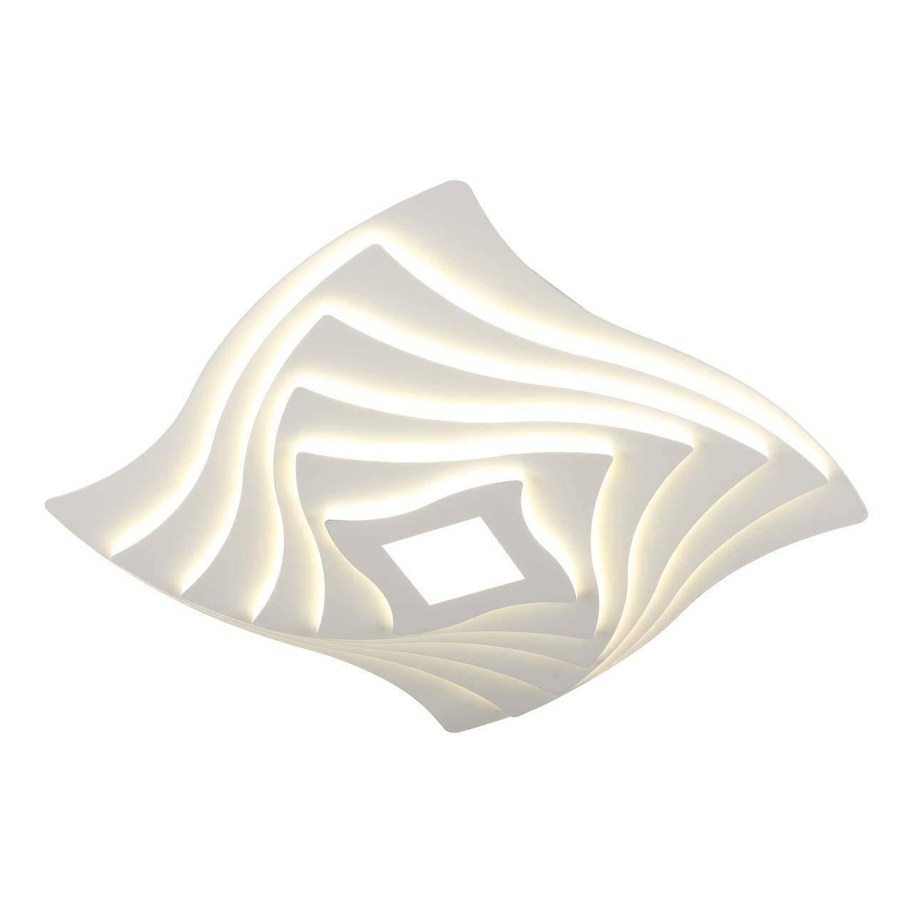 Потолочная светодиодная люстра Omnilux Benevello OML-07807-248