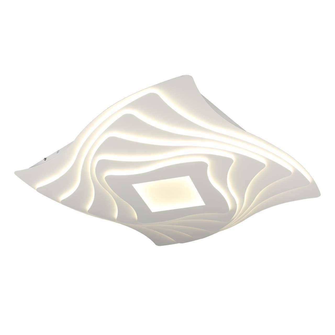 Потолочная светодиодная люстра Omnilux Benevello OML-07807-410