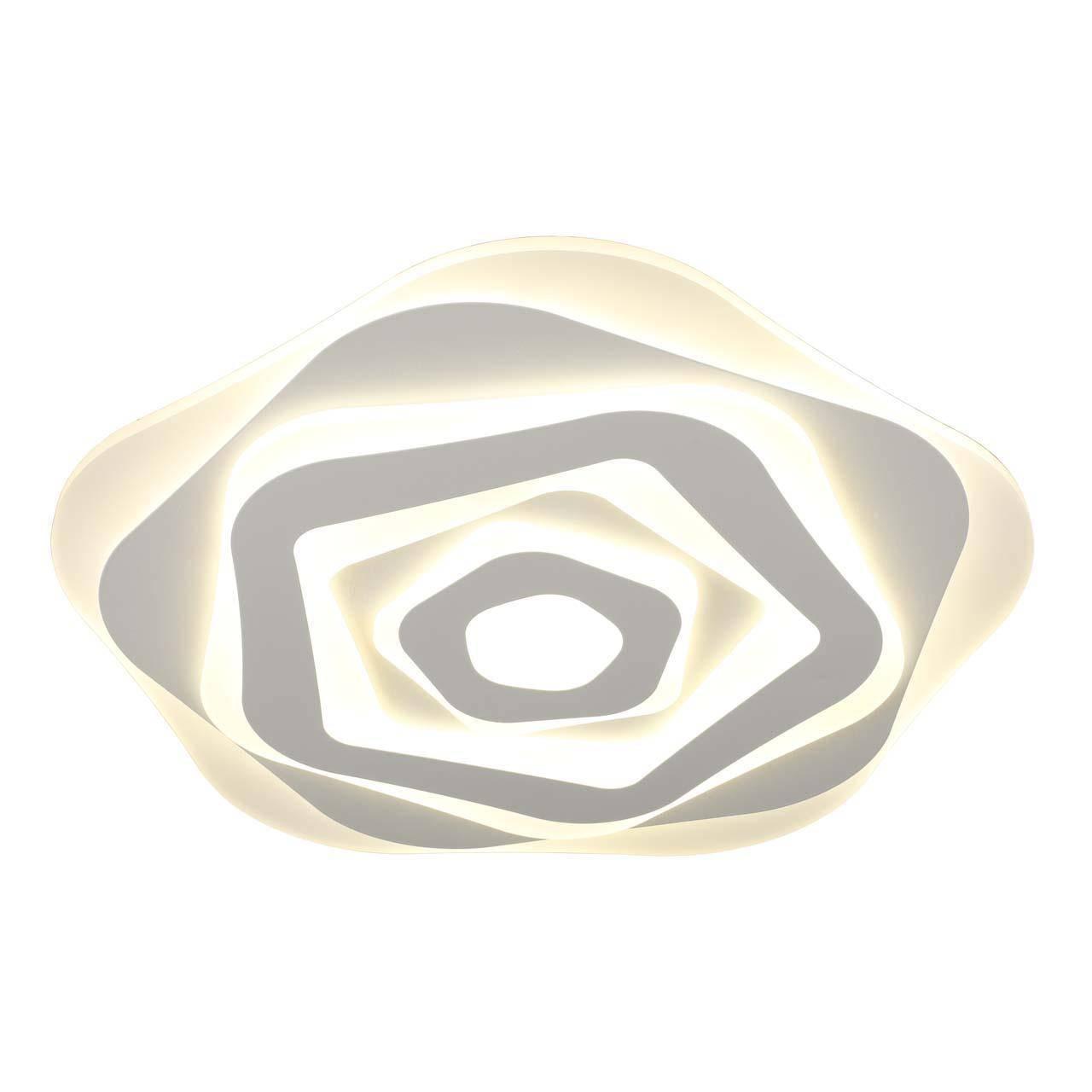 Потолочная светодиодная люстра Omnilux Azzano OML-07407-304