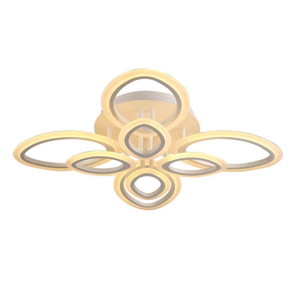 Потолочная светодиодная люстра Wedo Light Лисэль 75262.01.09.08