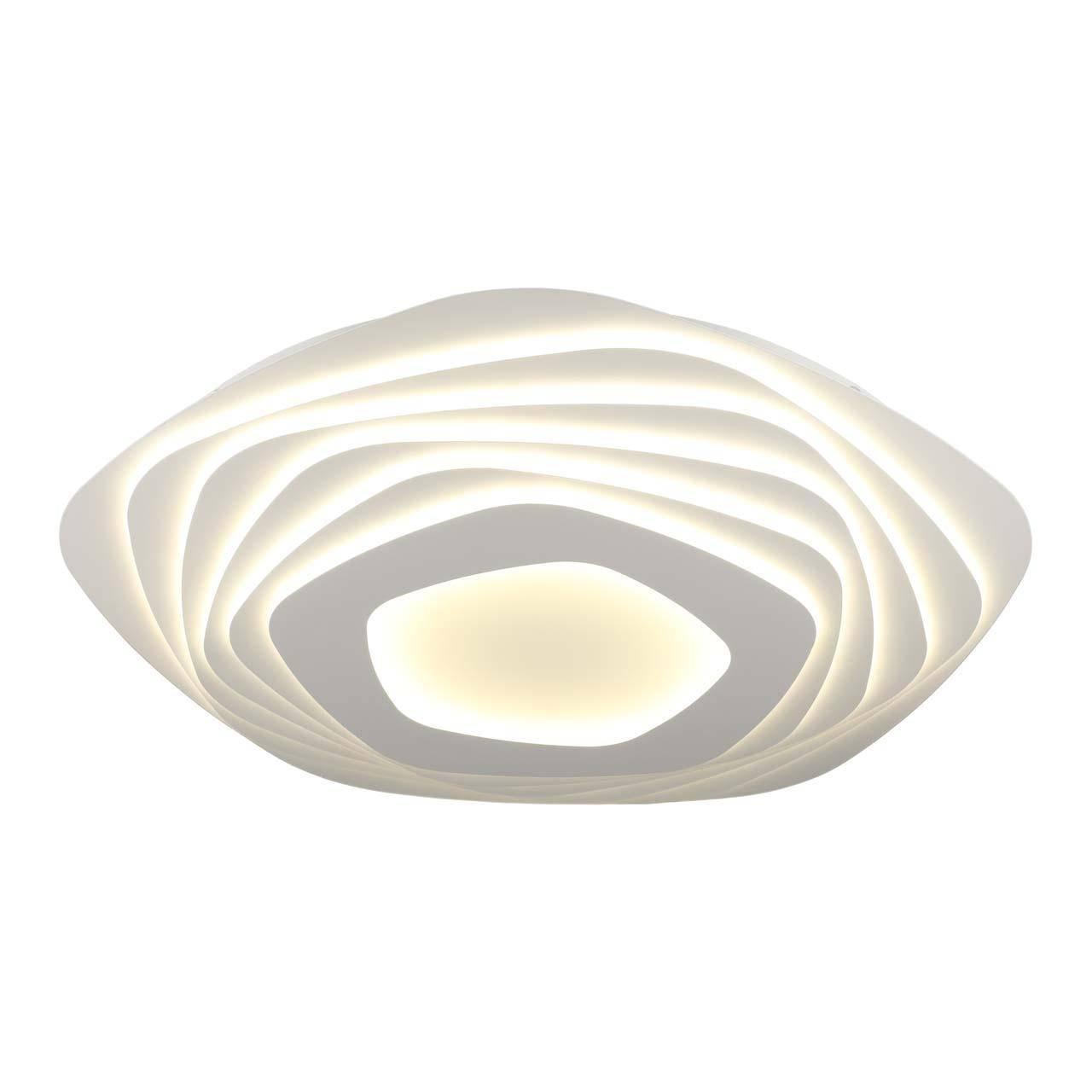 Потолочная светодиодная люстра Omnilux Avola OML-07707-380