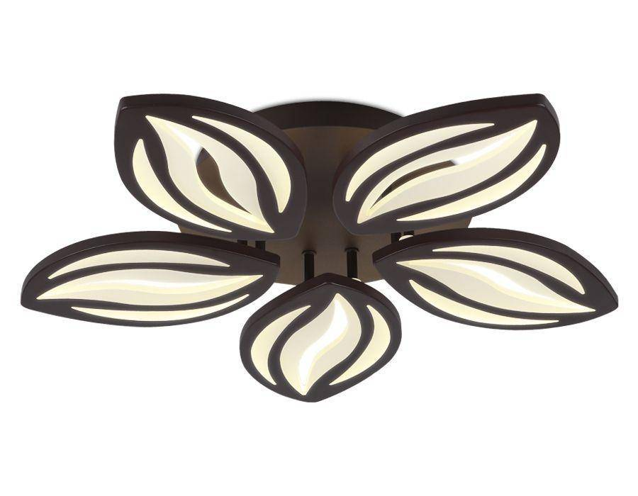 Потолочная светодиодная люстра Ambrella light Original FA464