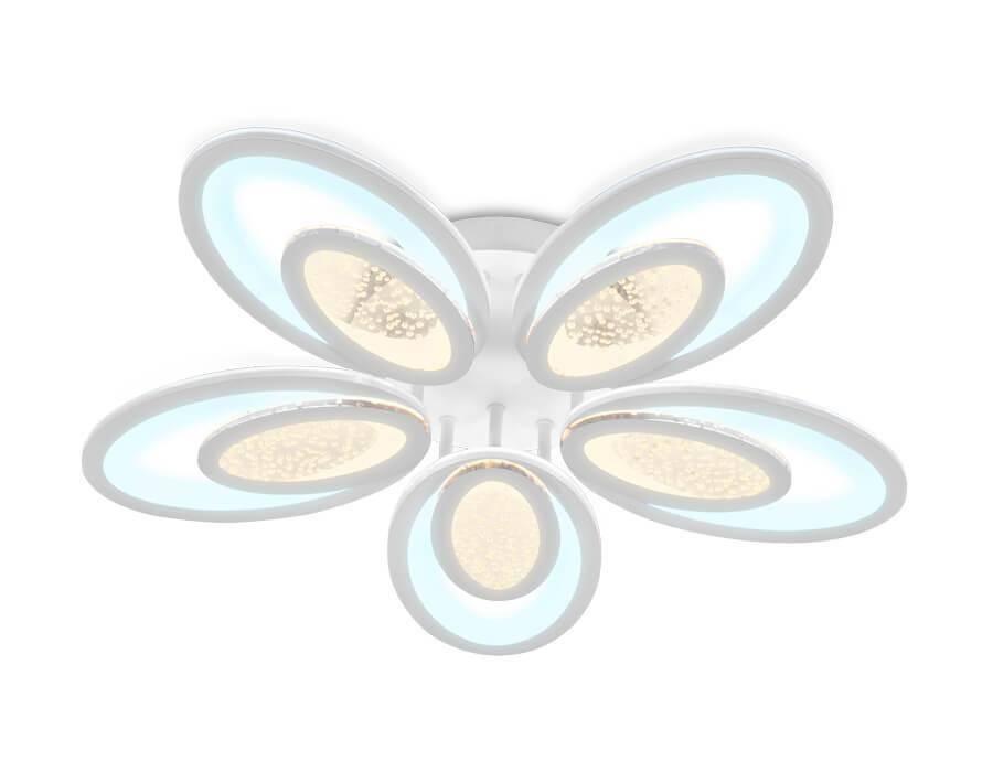 Потолочная светодиодная люстра Ambrella light Original FA423
