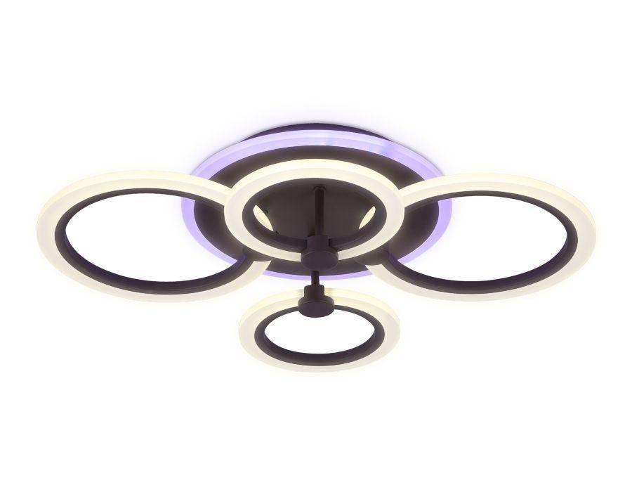 Потолочная светодиодная люстра Ambrella light Original FA526