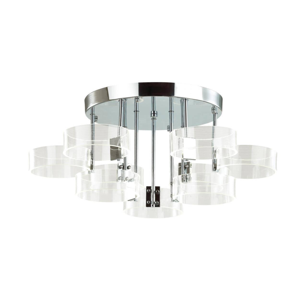 Потолочная светодиодная люстра Lumion Hudson 4496/72CL