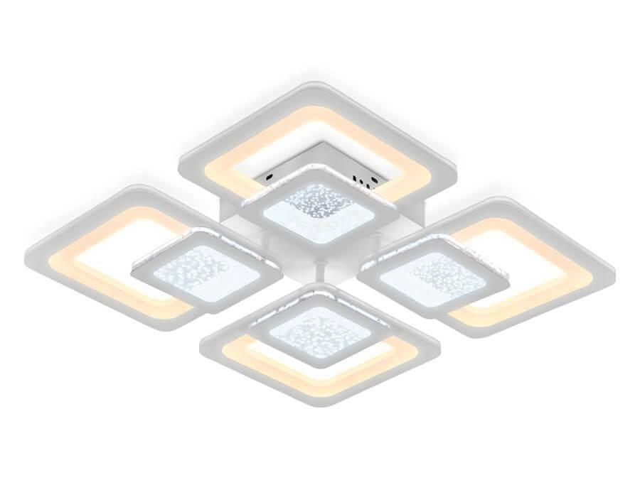 Потолочная светодиодная люстра Ambrella light Original FA427