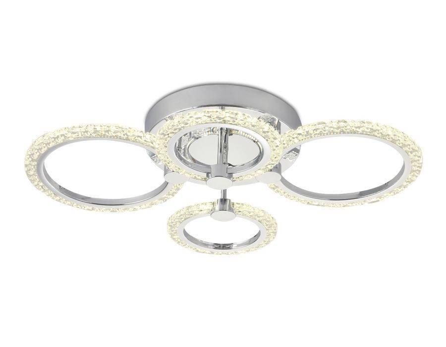 Потолочная светодиодная люстра Ambrella light Original FA412