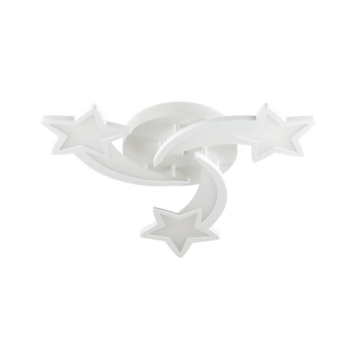 Потолочная светодиодная люстра Lumion Selina 4525/66CL