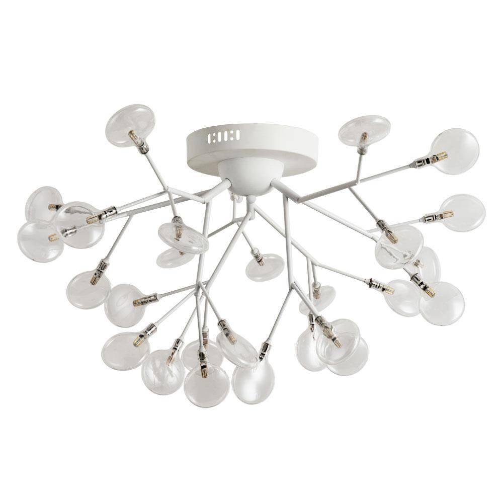 Потолочная люстра Arte Lamp Candy A7274PL-27WH