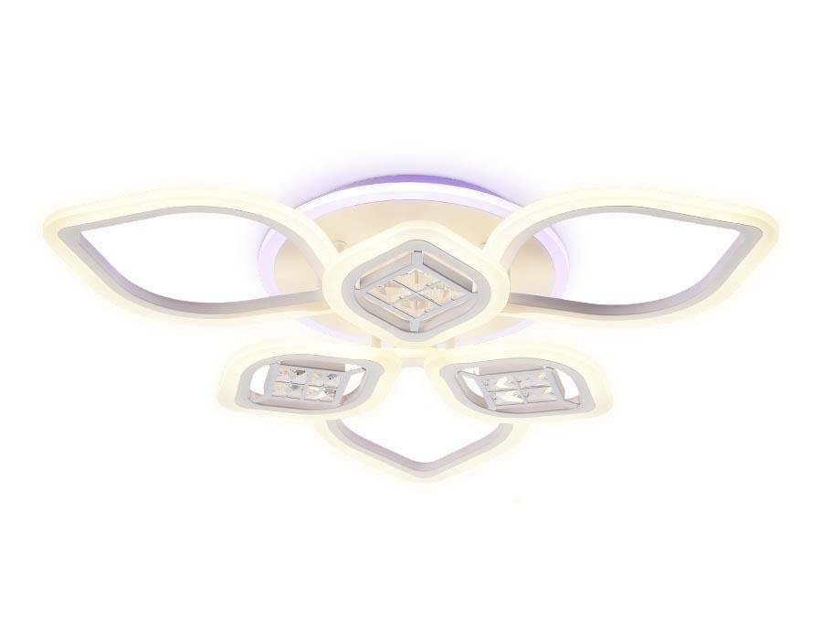Потолочная светодиодная люстра Ambrella light Ice FA282