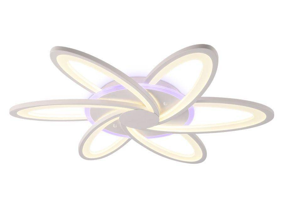 Потолочная светодиодная люстра Ambrella light Original FA541
