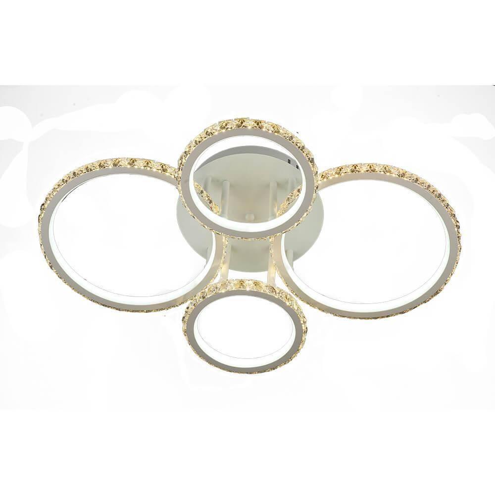 Потолочная светодиодная люстра Wedo light Вигоне 75330.01.09.04