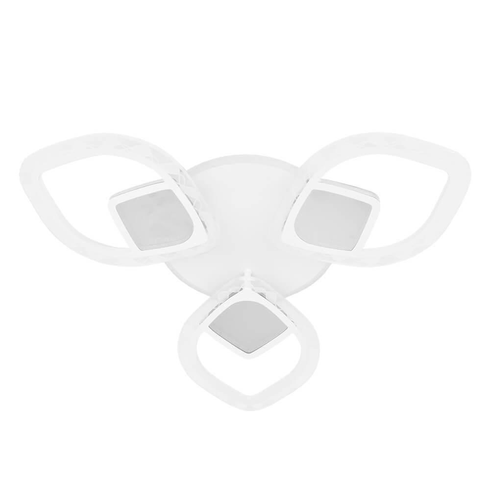 Потолочная светодиодная люстра Seven Fires Dayano SF7043/4C-WT-L