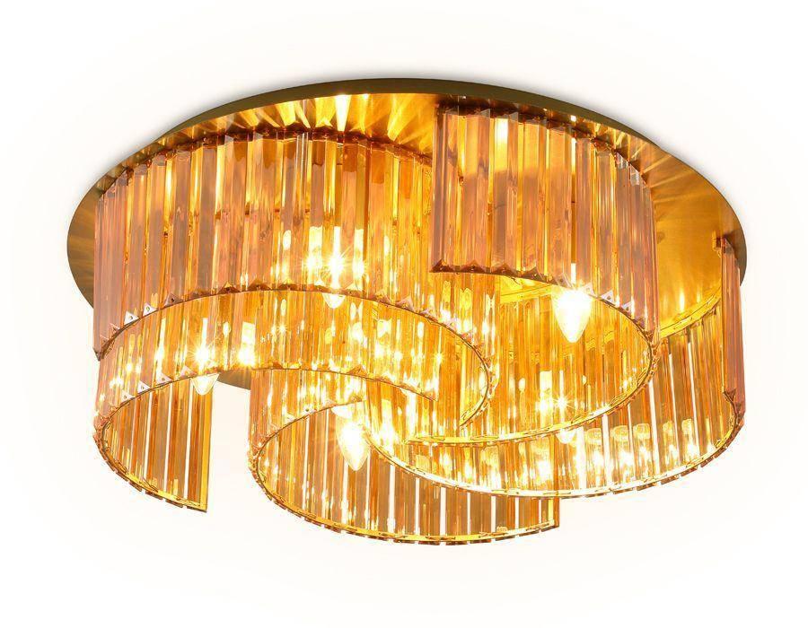 Потолочная люстра Ambrella light Traditional TR5207