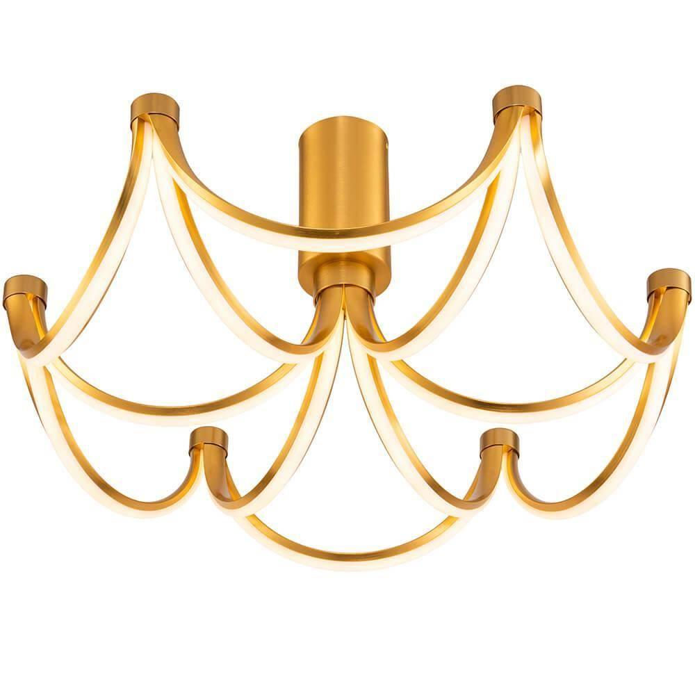 Потолочная светодиодная люстра Hiper Reims H814-6