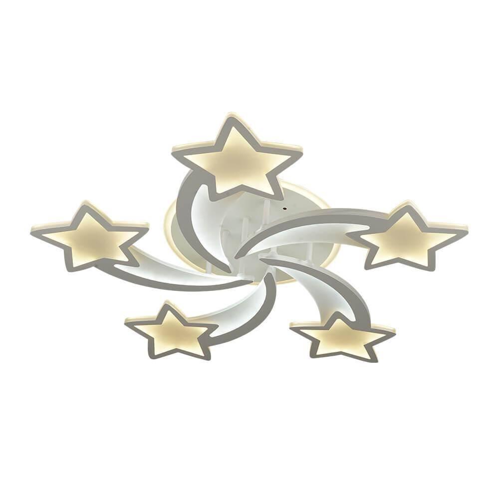 Потолочная светодиодная люстра Wedo Light Bersi 75382.01.09.05